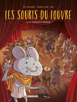 Les souris du Louvre 3 - Le serment oublié