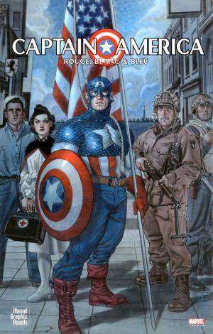 Captain America - Rouge, Blanc & Bleu édition TPB Hardcover (cartonnée) - Marvel Graphic Novel