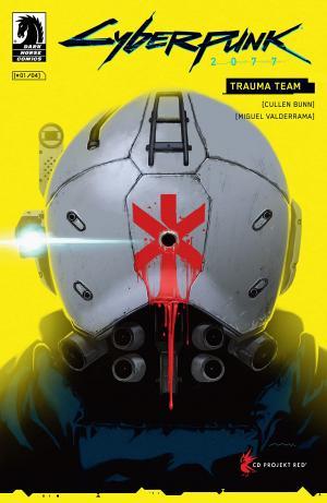 Cyberpunk 2077 - Trauma Team édition Issues