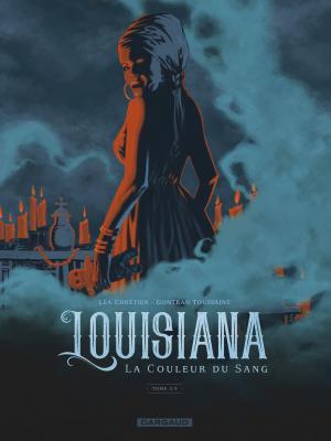 Louisiana, la couleur du sang T.2