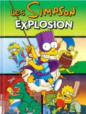 Les Simpson - Explosion édition TPB Hardcover (cartonnée)