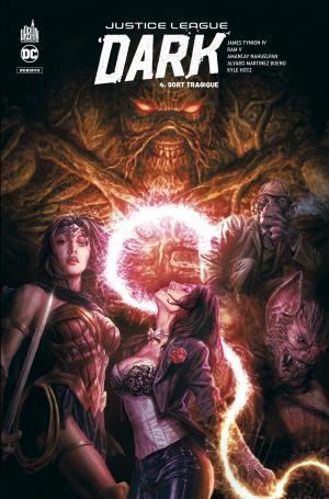 Justice League Dark Rebirth #4