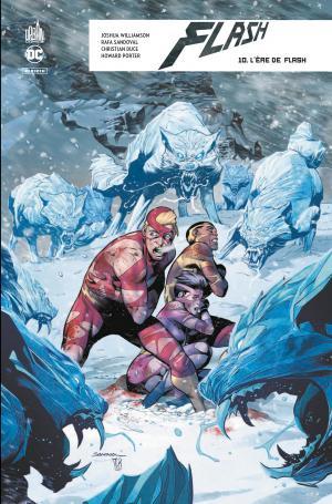The Flash - Rebirth 10 TPB hardcover (cartonnée)