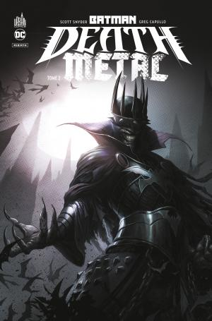 Dark Nights - Death Metal #2