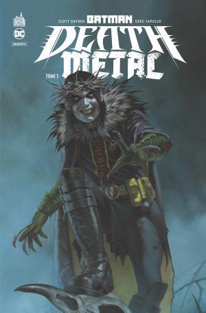 Batman - Death Metal 3 TPB Hardcover (cartonnée)