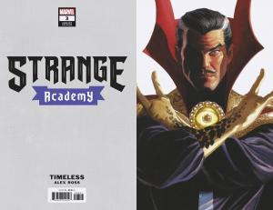 Strange Academy édition Issues