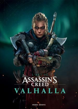 Tout l'art d'Assassin's Creed Valhalla édition TPB Hardcover (cartonnée)
