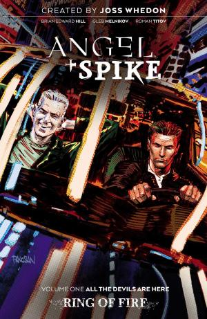 Angel + Spike édition TPB softcover (souple)