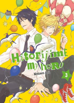 Hitorijime My Hero 3 simple