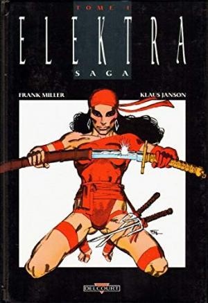 The Elektra Saga édition simple
