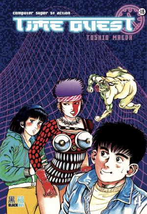 Time Quest Manga