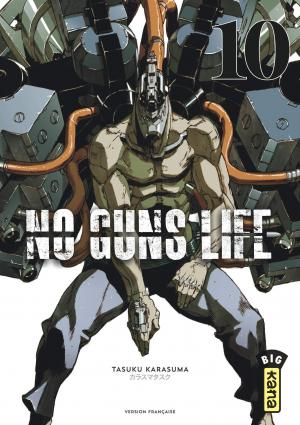 No Guns Life 10 Simple