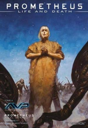 Prometheus - Life and Death 4 TPB softcover (souple)