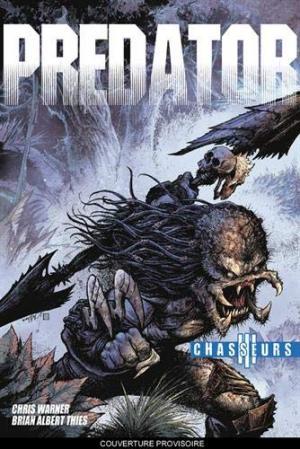 Predator - Chasseurs 3 TPB hardcover (cartonnée)