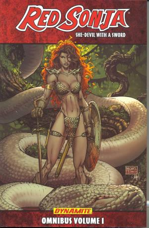 Red Sonja édition TPB Softcover (souple) - Omnibus
