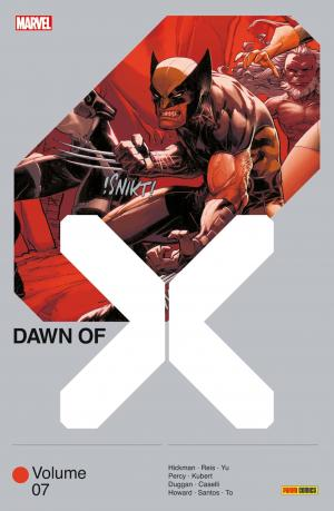 Dawn Of X 7 Softcover (souple)