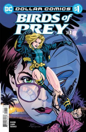 Dollar Comics - Birds of Prey édition Issues