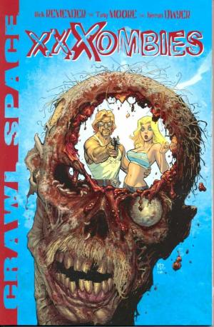 Crawl Space - XXX Zombies édition TPB softcover (souple)