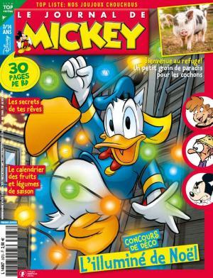 Le journal de Mickey 3573 Simple