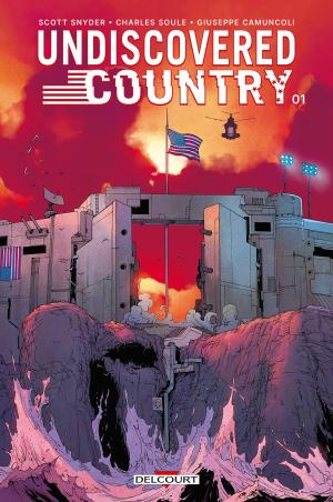 Undiscovered country 1 TPB Hardcover (cartonnée)