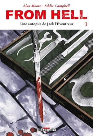 From Hell édition TPB softcover (souple) - Edition couleur