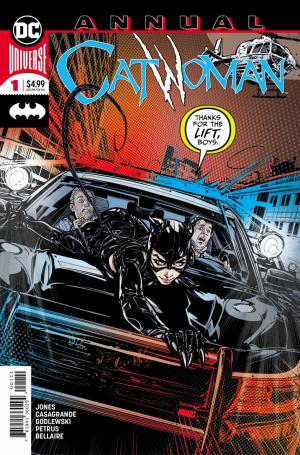Catwoman édition Issues V5 - Annuals (2019 - Ongoing)