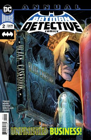 Batman - Detective Comics # 2 Issues V1 Suite - Annuals (2018 - Ongoing)