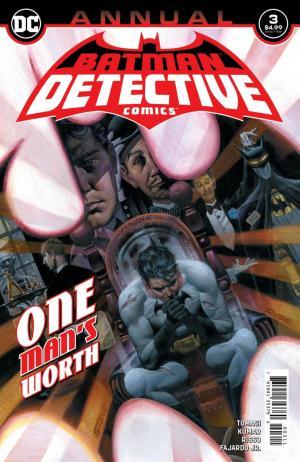 Batman - Detective Comics # 3 Issues V1 Suite - Annuals (2018 - Ongoing)