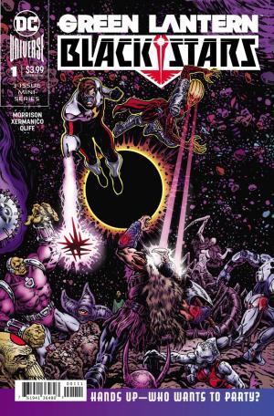 Green Lantern - Blackstars # 1 Issues