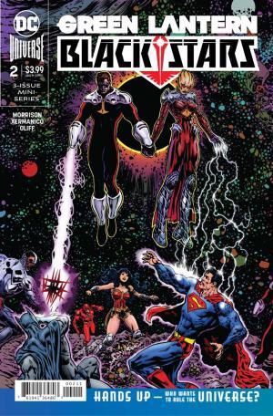 Green Lantern - Blackstars # 2 Issues