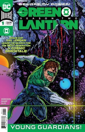The Green Lantern : Season Two # 1 Issues