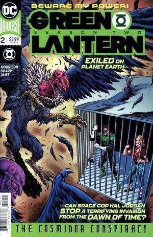 The Green Lantern : Season Two # 2 Issues