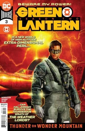 The Green Lantern : Season Two # 3 Issues
