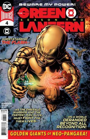 The Green Lantern : Season Two # 4 Issues