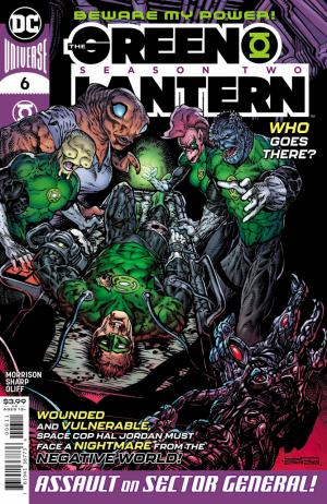 The Green Lantern : Season Two # 6 Issues
