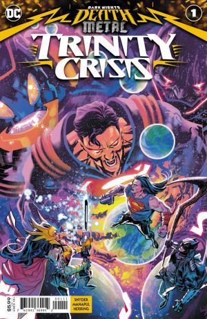 Dark Nights: Death Metal - Trinity Crisis # 1 Issues