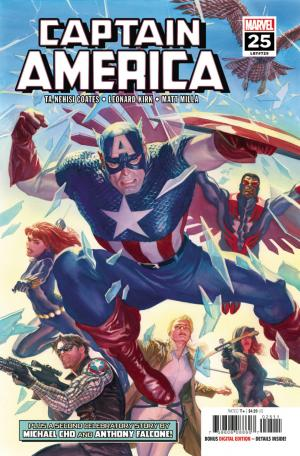 Captain America 25