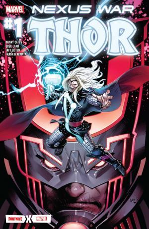 Fortnite x Marvel - Nexus War - Thor # 1 Issues