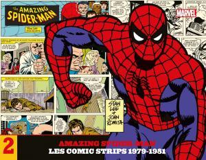 Amazing Spider-Man - Les comic strips T.2