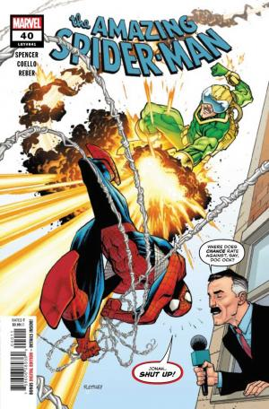 The Amazing Spider-Man # 40 Issues V5 (2018 - Ongoing)