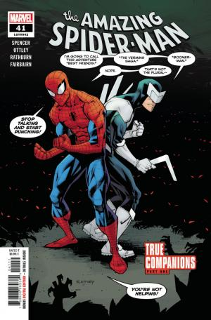The Amazing Spider-Man # 41 Issues V5 (2018 - Ongoing)