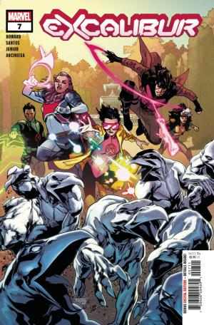 Excalibur # 7 Issues V4 (2019 - Ongoing)