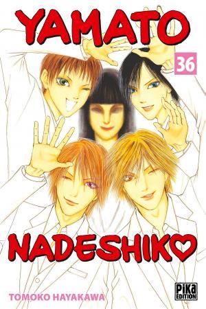 Yamato Nadeshiko 36 Manga