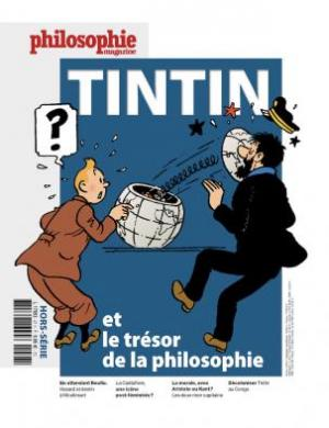 Tintin et le trésor de la philosophie  simple