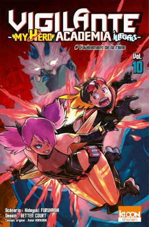 Vigilante - My Hero Academia illegals 10 Manga