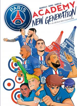 Paris Saint-Germain Academy New Generation 1 simple