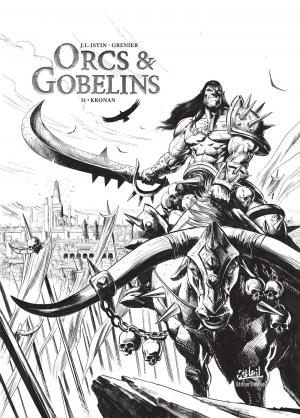 Orcs et Gobelins édition Edition N&B