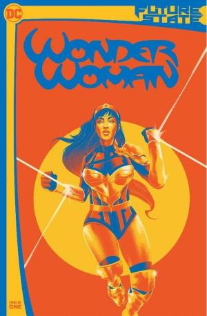 Future State: Wonder Woman 1 - 1 - cover #3