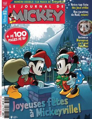 Le journal de Mickey 3574 Simple