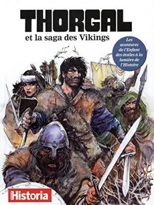 Thorgal et la saga des vikings édition simple